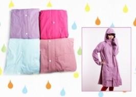 Hà Nội - Hai Bà Trưng: Giảm giá 59% - Áo mưa Jacket dành cho mùa đông EcoCoat