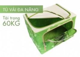 Hà Nội - Hai Bà Trưng: Giảm giá 55% - Tủ vải đa năng cao cấp chịu trọng lực 60kg