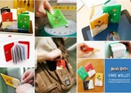 TP. HCM - Tân Bình: Giảm giá 47% - Combo 02 ví đựng thẻ ATM, card hình chim Andry Bird