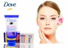 Hà Nội - Cầu Giấy: Giảm giá 65% - Giảm giá kem massage hạt tẩy da chết thần kỳ Dove
