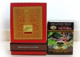TP. HCM - Tân Bình: Giảm giá 50% - Cafe chồn Thắng Lợi (1 kg) + 1 hộp trà Shan Tuyết