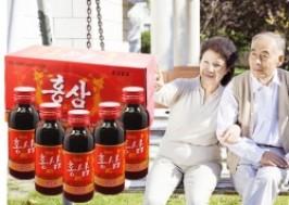 Hà Nội - Cầu Giấy: Giảm giá 56% - Nước uống hồng sâm hộp 10 lọ