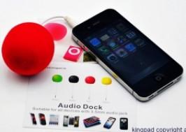 TP. HCM - Tân Bình: Giảm giá 41% - Loa Mini Ball với âm thanh cực đỉnh
