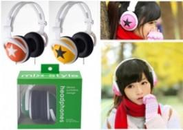 TP. HCM - Tân Bình: Giảm giá 43% - Tai Nghe HeadPhone Mix-Style Hàn Quốc