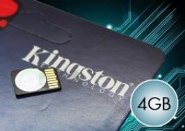 Hà Nội - Hai Bà Trưng: Giảm giá 41% - Thẻ nhớ Kingston 4Gb chính hãng
