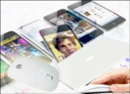 TP. HCM - Tân Bình: Giảm giá 39% - Chuột không dây kiểu dáng Apple