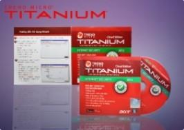 Hà Nội - Cầu Giấy: Giảm giá 53% - Phần mềm diệt virus Trend Micro Titanium Internet