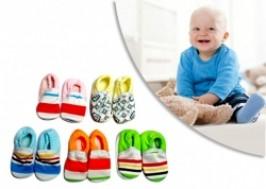 Hà Nội - Hai Bà Trưng: Giảm giá 38% - Combo 5 đôi giày chuột cho bé