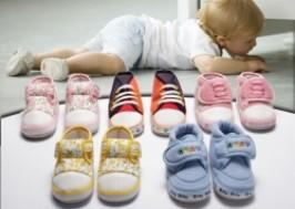 Hà Nội - Hai Bà Trưng: Giảm giá 55% - Giày xinh xắn cho trẻ từ 6-12 tháng
