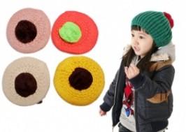 Hà Nội - Hai Bà Trưng: Giảm giá 29% - Mũ len đáng yêu cho bé