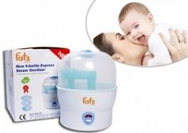 Hà Nội - Hai Bà Trưng: Giảm giá 34% - Voucher máy tiệt trùng bình sữa siêu tốc Fatz Baby