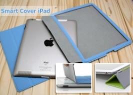 TP. HCM - Tân Bình: Giảm giá 50% - Bộ Ipad Smart Cover - Phụ kiện thông minh cho iPad.
