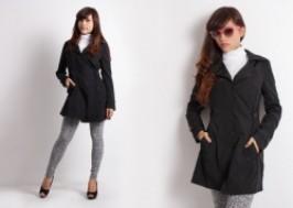 Hà Nội - Hai Bà Trưng: Giảm giá 38% - Áo khoác dài thời trang DeFacto hàng xuất khẩu