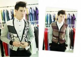 Hà Nội - Hai Bà Trưng: Giảm giá 38% - Áo cardigan pha len sành điệu cho nam giới