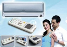Cuc Re - TP. HCM - Tan Binh: Giam gia 50% - Remote dieu khien may lanh da nang