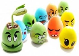TP. HCM - Tân Bình: Giảm giá 38% - Trứng mọc cây tình yêu Magic Egg - 1 - Thời Trang và Phụ Kiện