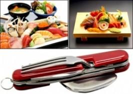 Hà Nội - Hoàng Mai: Giảm giá 48% - Bộ dao thìa dĩa 6 trong 1