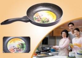 Hà Nội - Hai Bà Trưng: Giảm giá 64% - Chảo chống dính vân đá Hcook