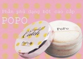 Hà Nội - Hai Bà Trưng: Giảm giá 41% - Phấn phủ dạng bột cao cấp PoPo