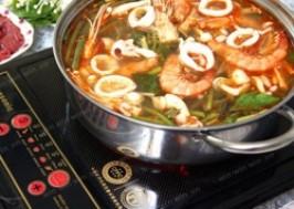 Cuc Re - TP. HCM - Tan Phu: Giam gia 34% - Bep Panasonic dien tu hong ngoai
