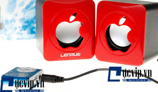 Loa Laptop Lenrue S08 - Thiết