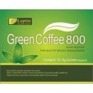 Trà Giảm Cân GREEN COFFEE 800 USA