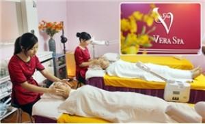 Gói chăm sóc da trị nám hoặc mụn cao cấp tại Vera Spa