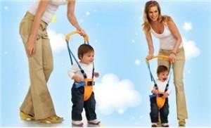 Đai tập đi cho bé: Giúp mẹ rảnh tay và bé giữ thăng bằng tốt hơn