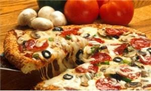 Pizza Big size(25cm) tại Hệ Thống nhà hàng Gecko