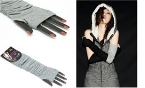 Đôi găng tay dài hở ngón - cá tính và nổi bật hơn