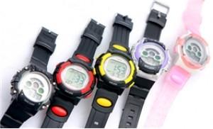 Đồng hồ đeo tay thể thao dễ thương dành tặng cho bé yêu - 1 - Thời Trang và Phụ Kiện