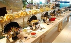 Buffet tối 108 món tại GALABUFFET(NH Ngọc Thủy cũ)-Bao gồm nước uống