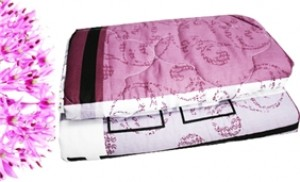 Bộ drap giường + 1 chăn + 2 áo gối nằm + 1 áo gối ôm vải Thắng Lợi
