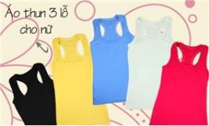 Combo gồm 02 áo thun ba lỗ nữ trẻ trung, năng động.Tại cungmua.com - 1 - Dịch Vụ Làm Đẹp