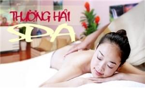 Massage body, tẩy da chết và đắp mặt nạ thạch cao tại Thượng Hải spa