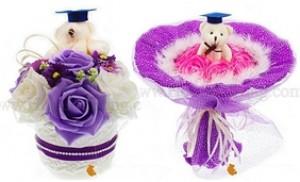 Hoa gấu bông-món quà yêu thương nhân ngày 20/11 & lễ Noel sắp tới
