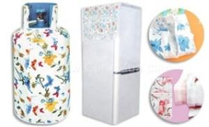 Tấm phủ tủ lạnh và tấm phủ bình gas bảo vệ an toàn, chống trầy xước
