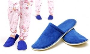 Combo 03 đôi dép bông đi trong nhà - Giữ ấm đôi bàn chân của bạn