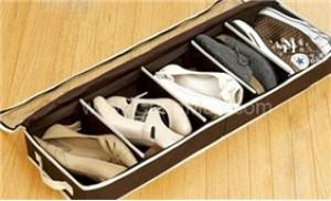 Tiết kiệm tối đa không gian cho ngôi nhà với Túi vải đựng giày 5 ngăn