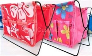 Túi vải xếp đa năng - Giúp bạn sắp xếp không gian gọn gàng, sạch đẹp