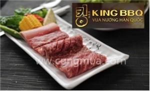 KingBBQ – Tri Ân Khách Hàng, tặng gói trị giá lên đến 1 tỷ đồng