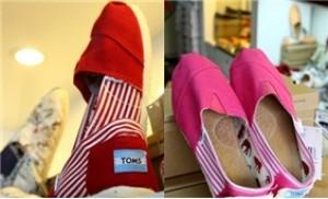 Trẻ trung, xinh xắn cùng các mẫu giày nữ TOMS