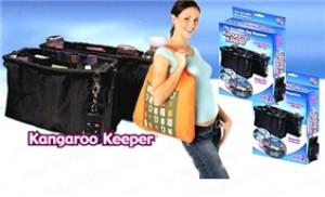 Bộ 02 túi Kangaroo Keeper, giúp bạn sắp xếp gọn gàng mọi thứ trong túi