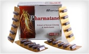 Bổ sung dinh dưỡng với Pharmatane-Cao Nhân Sâm Triều Tiên & đa Vitamin