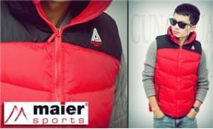 Áo phao gile Maier Sport - phong cách và nổi bật, MADE IN VIET NAM