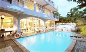 Phòng Duplex Villa 2 ngày 1 đêm tại An Hoa Residence 4 sao Long Hải