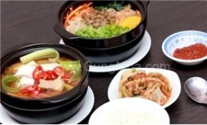 Set menu món ăn Hàn Quốc dành cho 02 người tại NH - café Regular 88