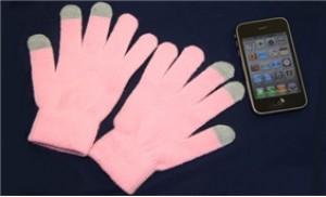 01 đôi găng tay cảm ứng Smart Touch - Sành điệu cùng 'dế' cảm ứng