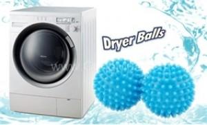 Đánh tan vết bẩn trên quần áo với Combo 02 quả bóng giặt ion Dryer