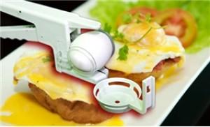 Tách vỏ trứng, lòng đỏ và lòng trắng dễ dàng với dụng cụ tách trứng